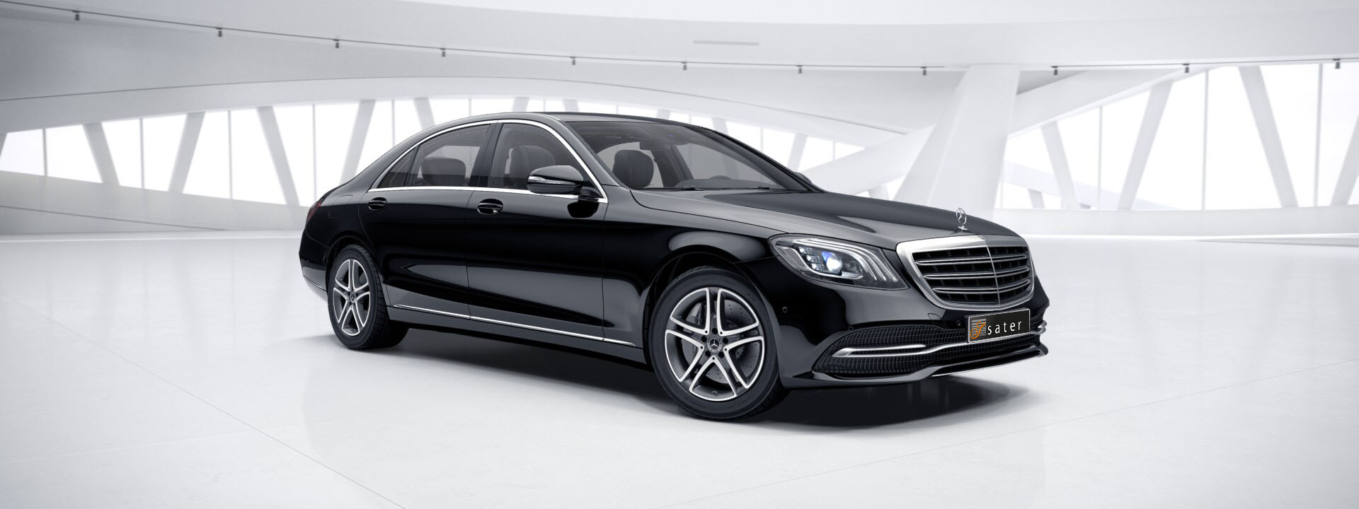 chauffeur-driven car hire service Rome